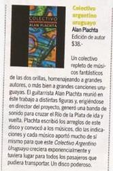 Revista Uno Mismo. Septiembre 2011 Colectivo Argentino Uruguayo.