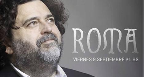 Roma Carlos Villalba y Orquesta Velázquez Independiente 2016