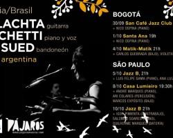 Gira Colombia/Brasil