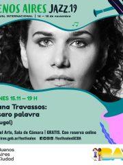 Susana Travassos. Bs As Jazz 19